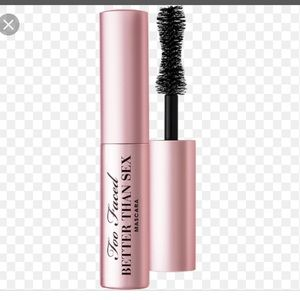 NEW - Too Faced Better Than Sex Mascara Mini